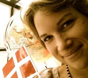 Sara Fredslund (Privatfoto)