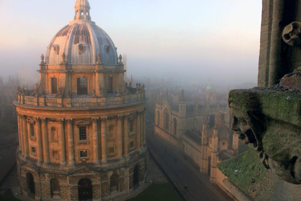 Oxford universitet