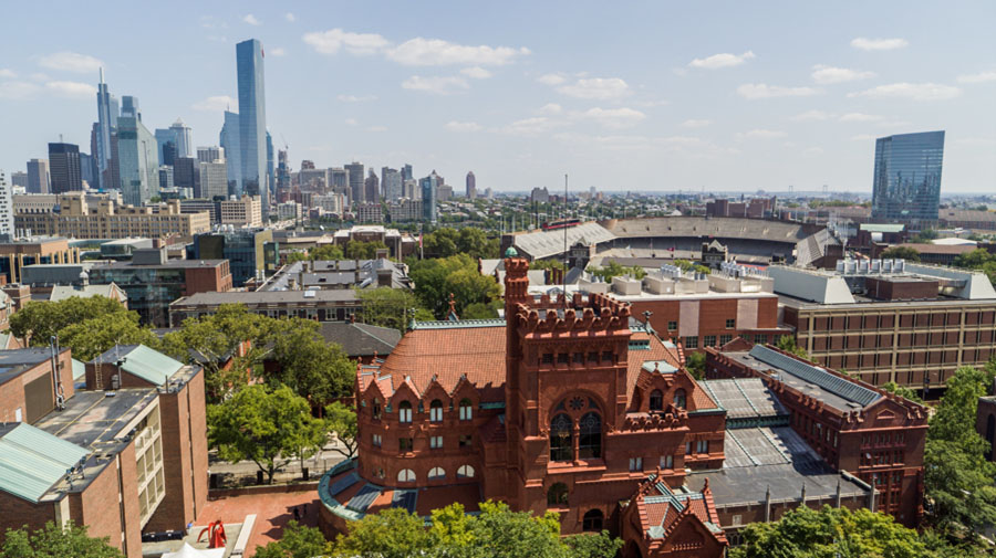 Philadelphias arkitektur er en fascinerende blanding af klassisk og moderne.